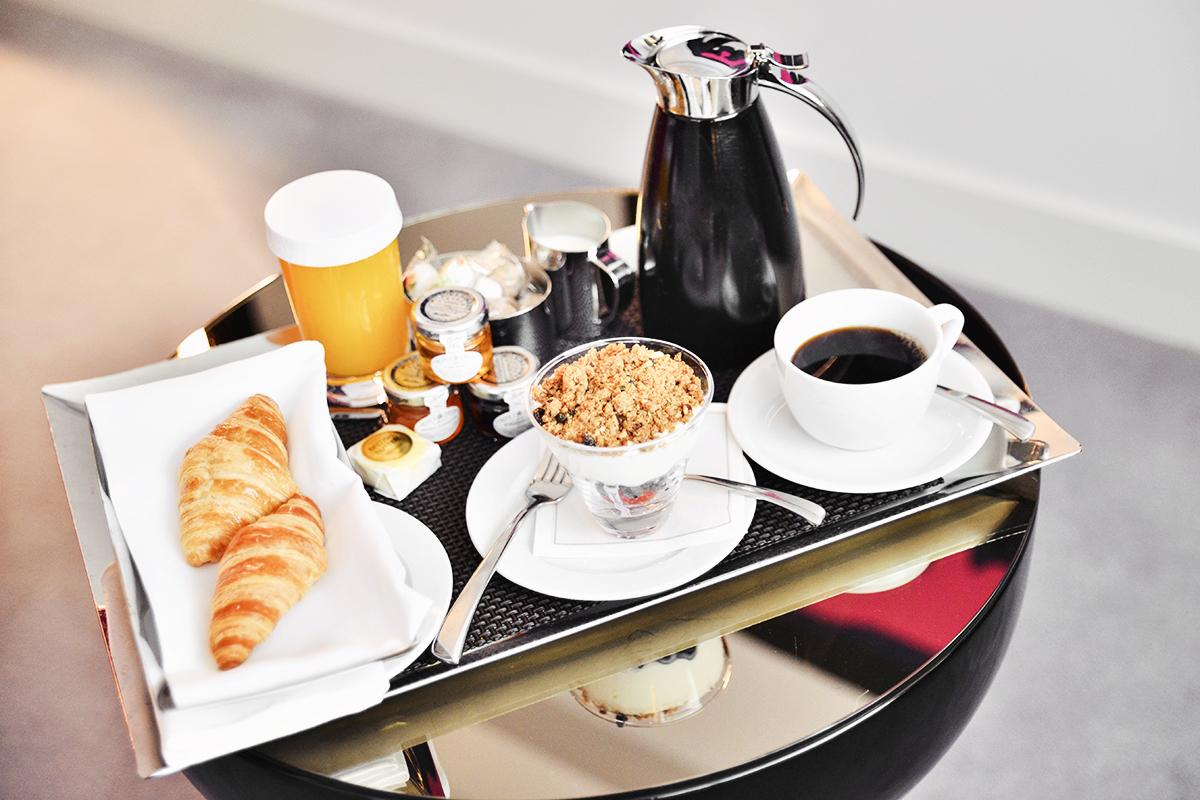Breakfast @ Mondrian London