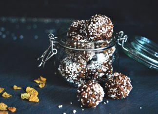 Chokladbollar med cornflakes