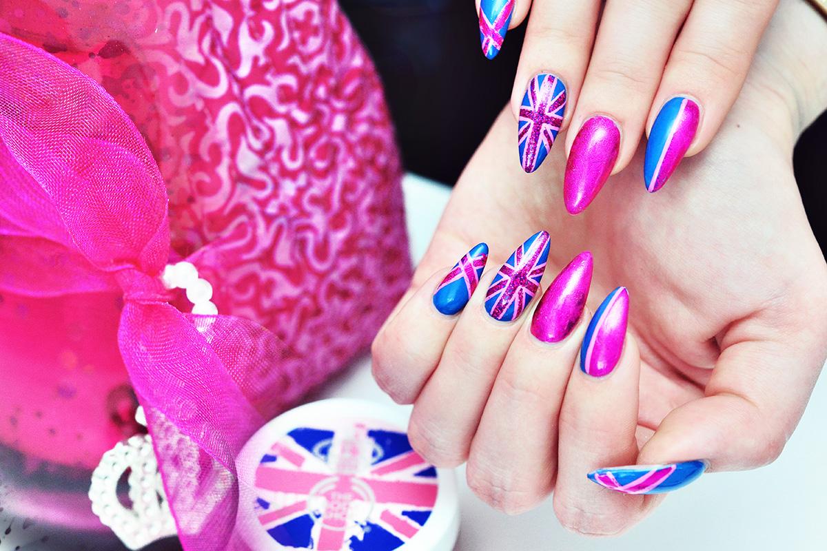 England Nail Design