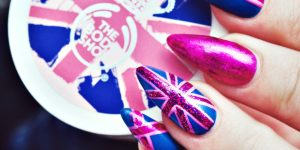 UK Nail Design Idea