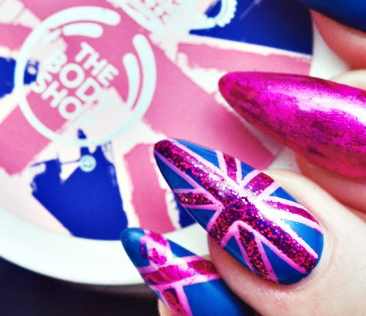 UK Nail Design Idea