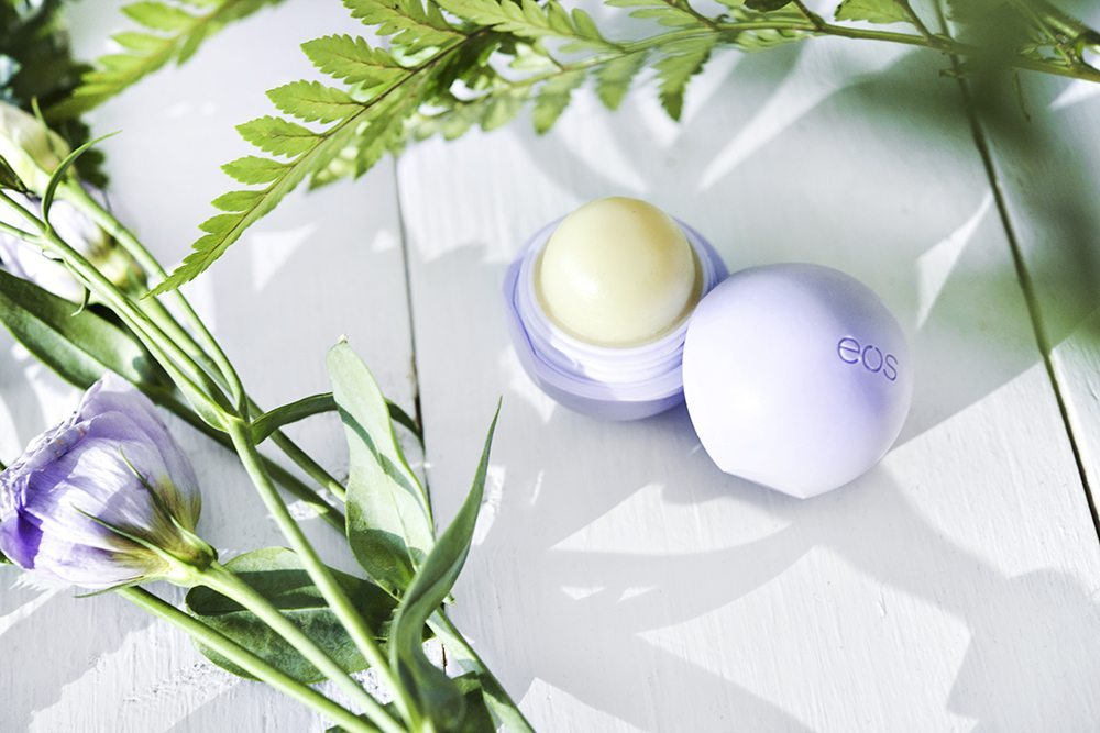 Eos Organic Lip Balm Passion Fruit