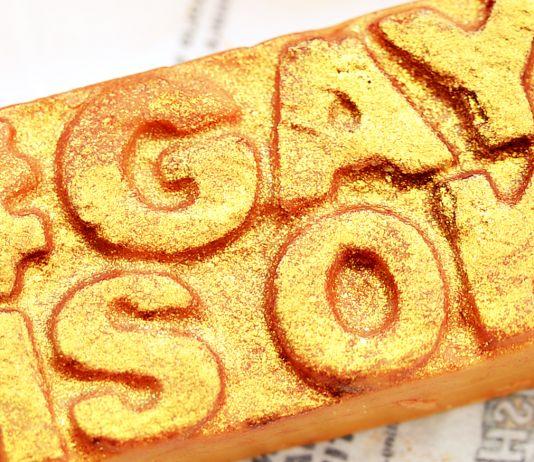 #GAYISOK Soap from Lush