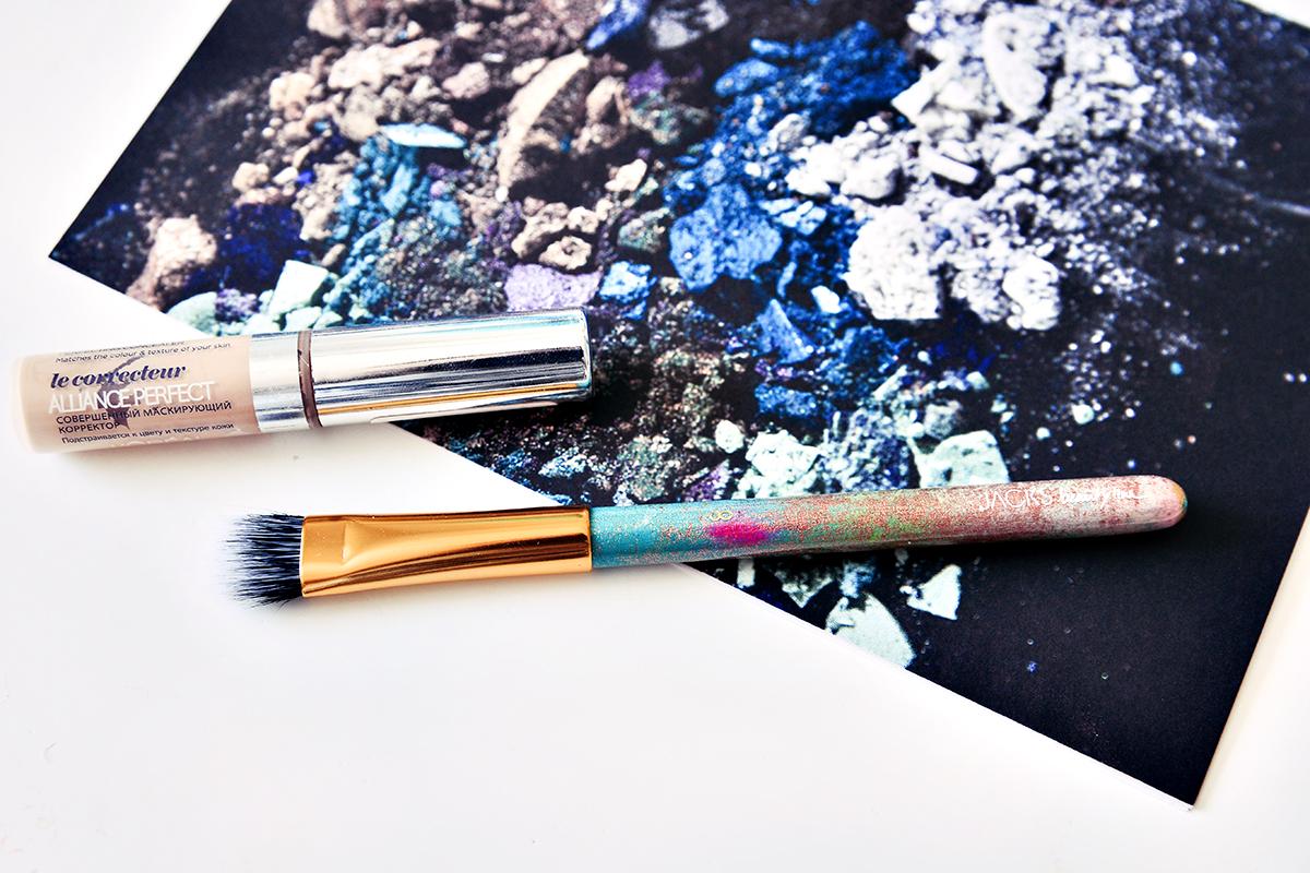 Jacks Beauty Line nr. 8 Concealer Brush