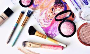 Jacks Beauty Line Handpainted Makeup Brushes