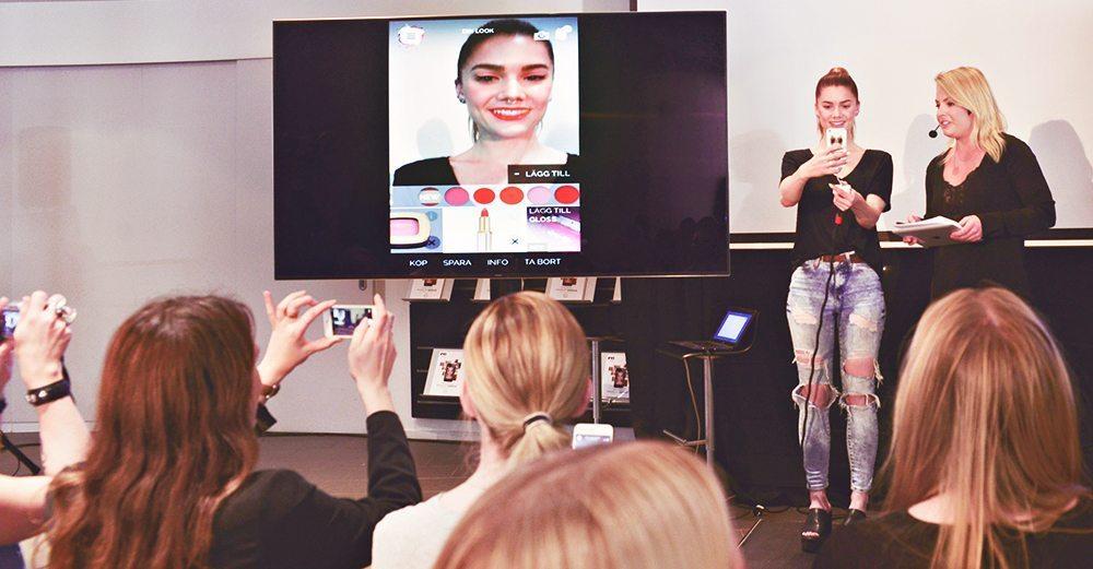 L'Oréal Paris Makeup Genius med Linda Hallberg