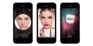 L'Oréal Paris Makeup Genius App