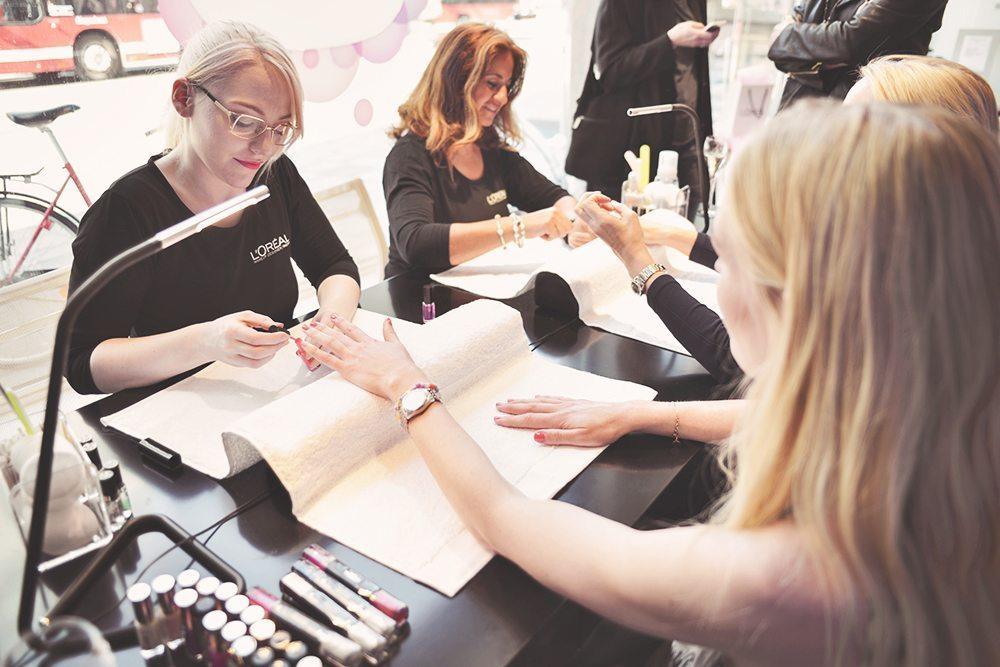 Makeup Genius Sverigelansering