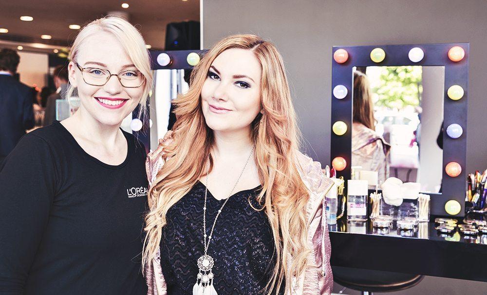 Beauty bloggers