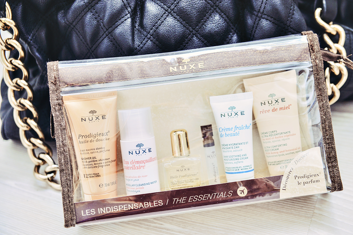 Nuxe Travel Essentials 2015