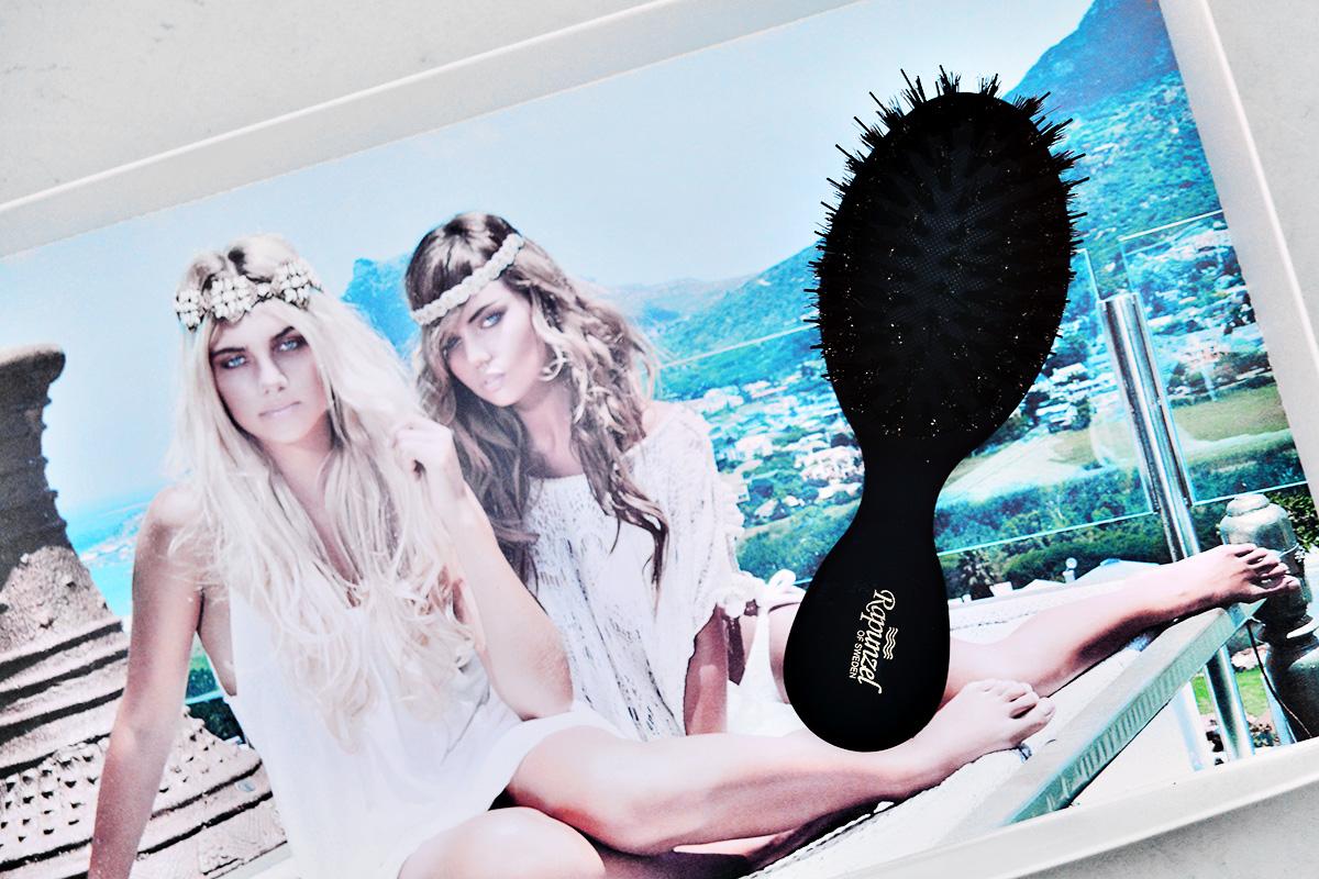 Rapunzel of Sweden hårborste