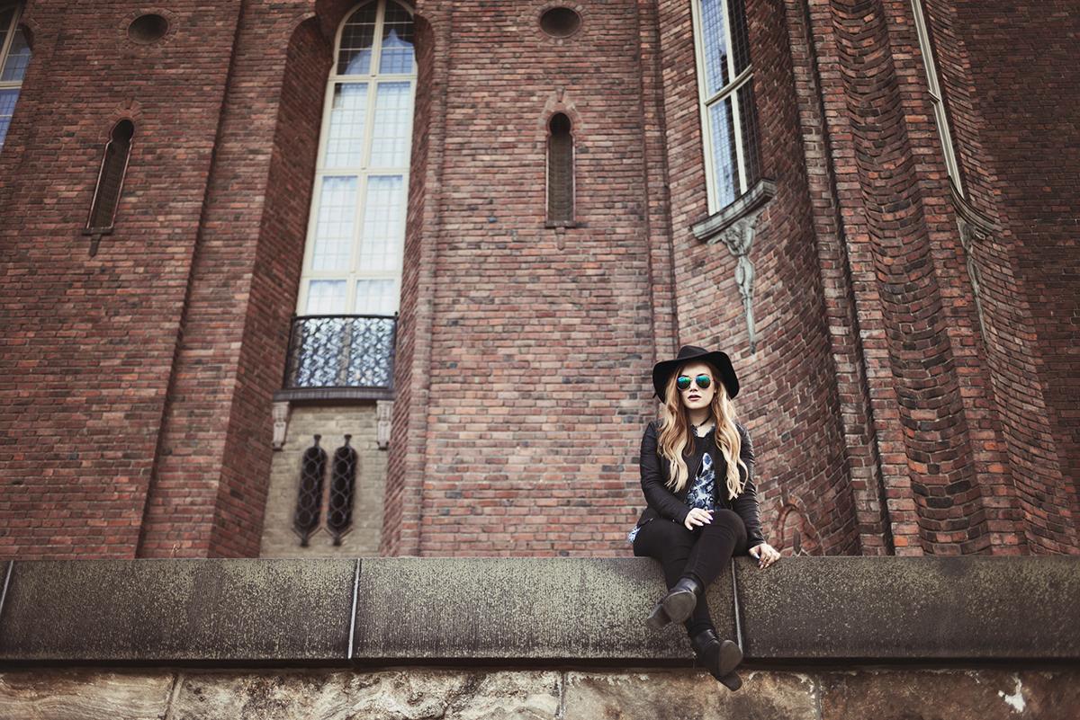 Photoshoot med Helena Gunnare