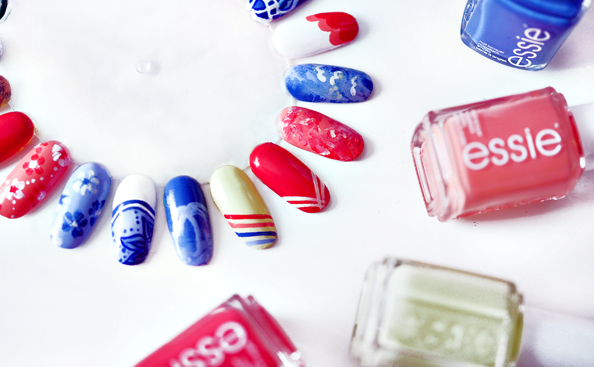 Essie Nail Art Inspiration
