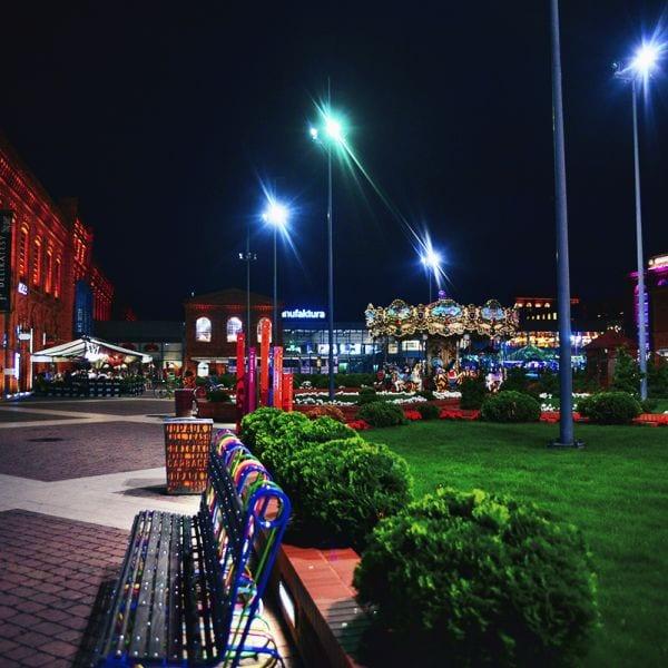 Manufaktura i Łódź
