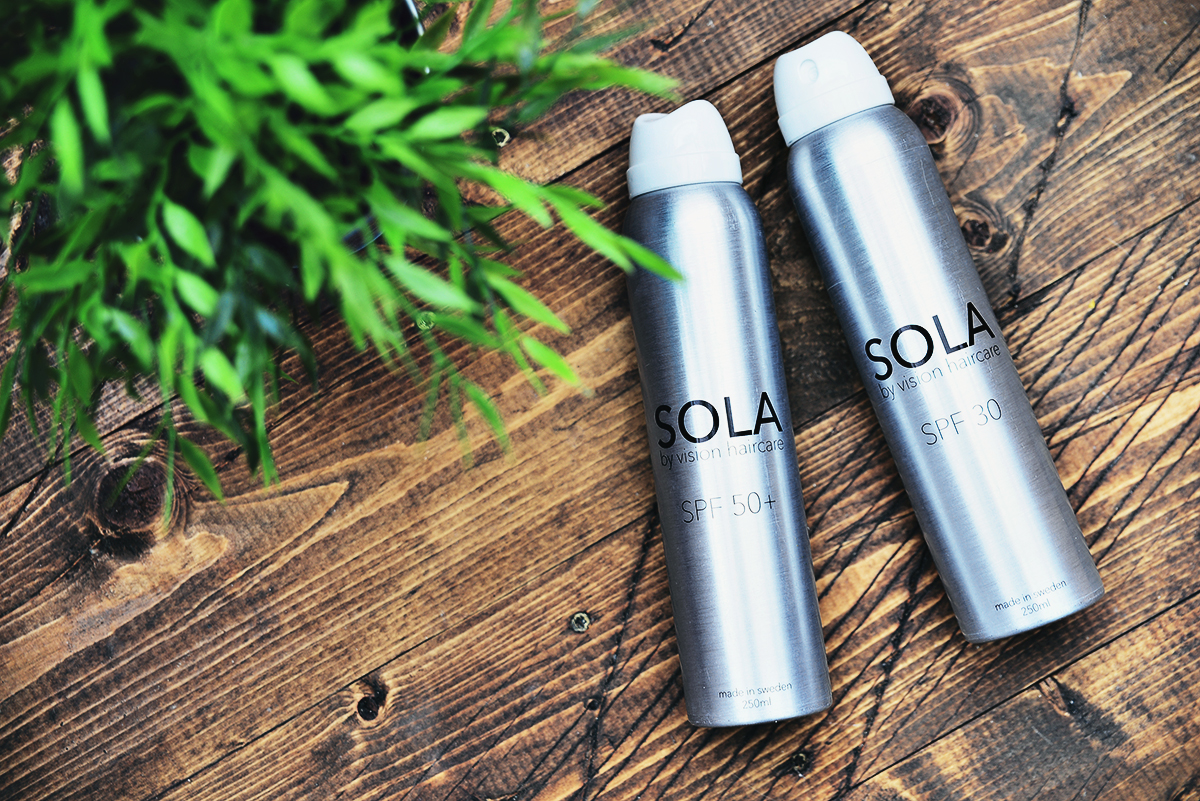 SOLA by Vision Haircare