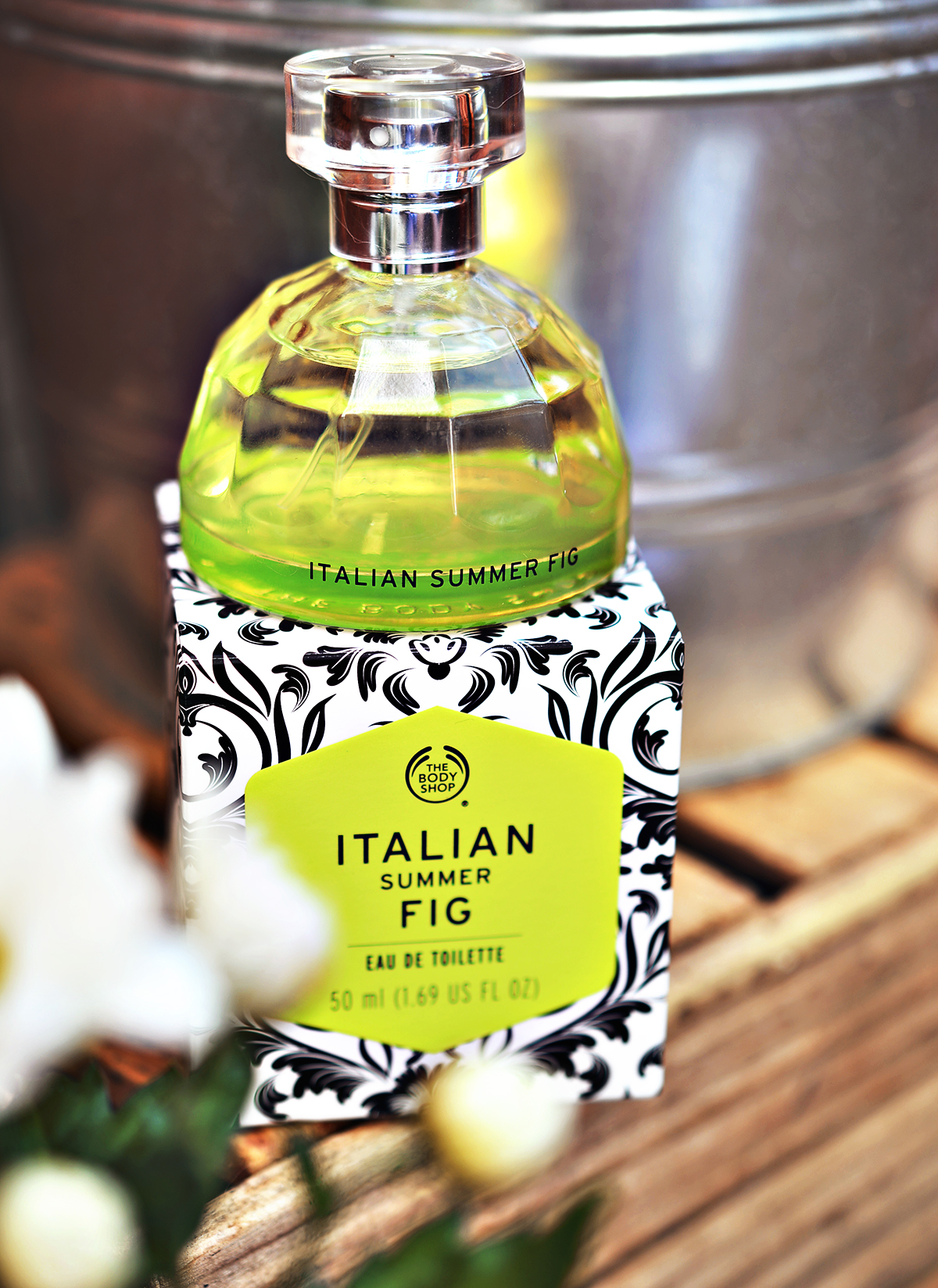 The Body Shop Italian Summer Fig Edt