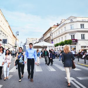 Warsaw Fashion Street
