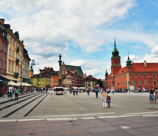 Warszawas slott