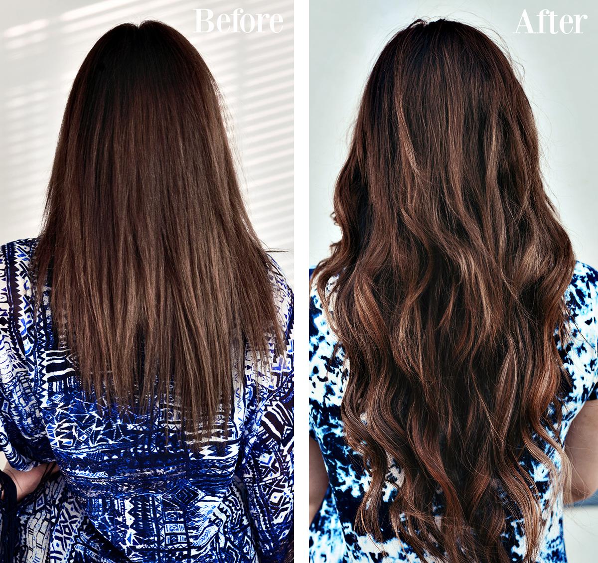 göra hårförlängning själv