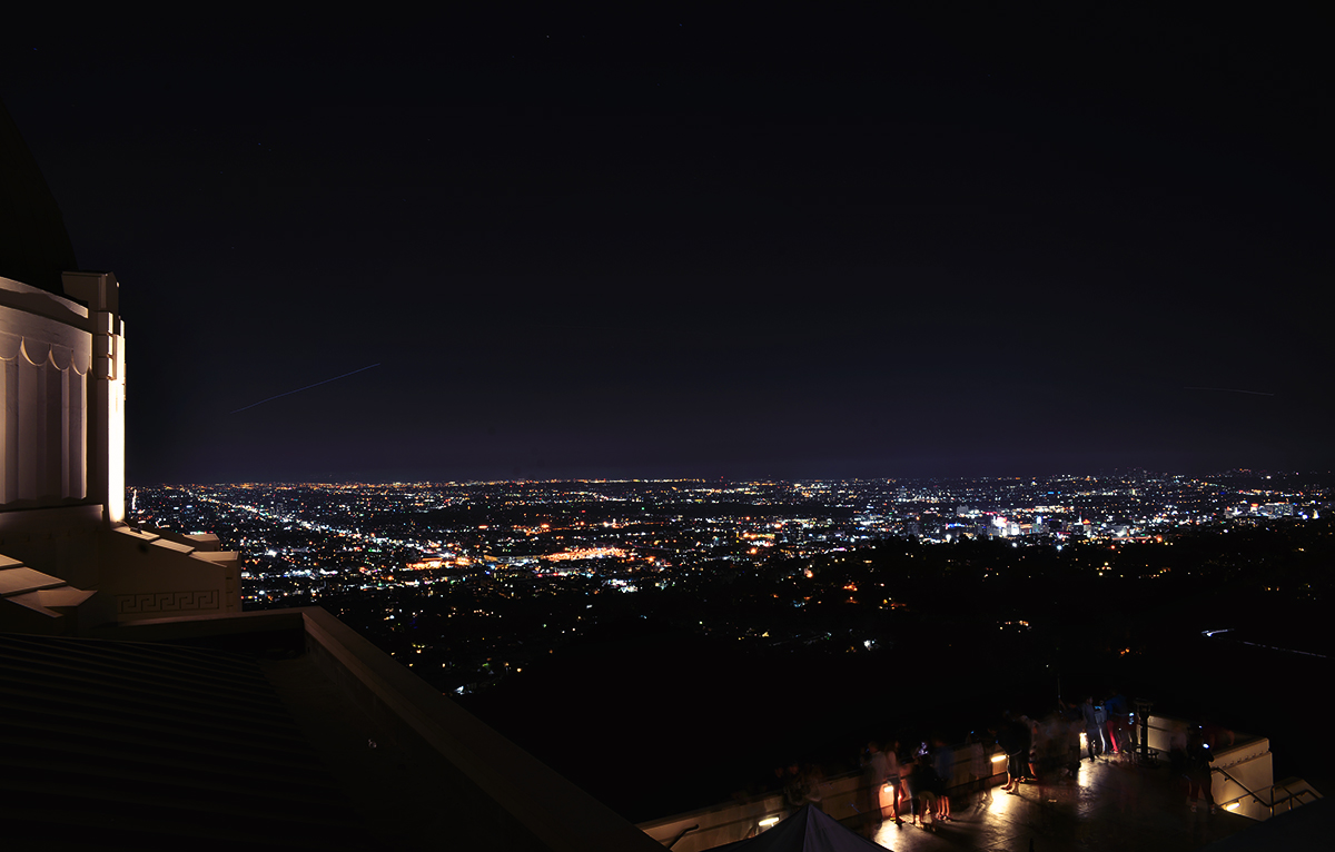 Los Angeles by Nigth - Griffith Observatory