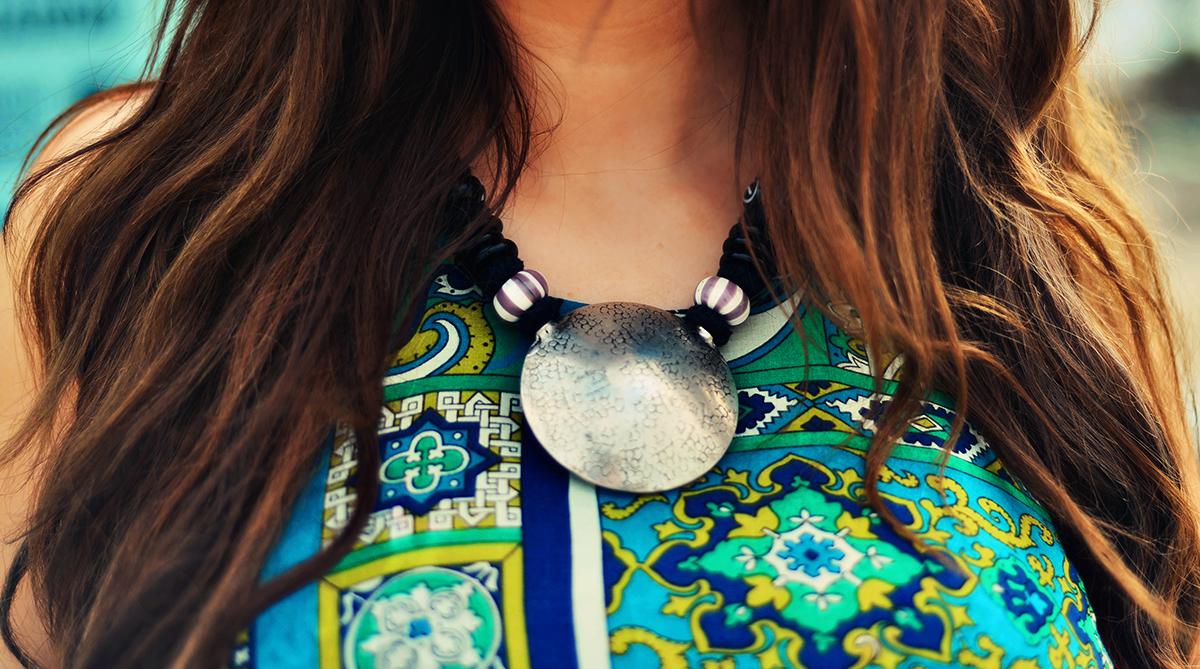 Halsband från Indiska