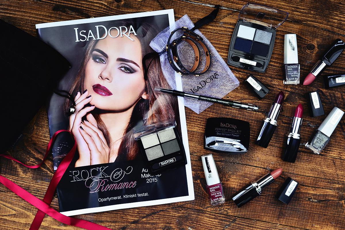 IsaDora Rock and Romance Autumn Makeup 2015
