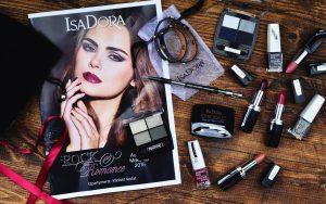 IsaDora Rock & Romance Autumn Makeup 2015