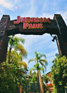 Jurassic Park — The Ride