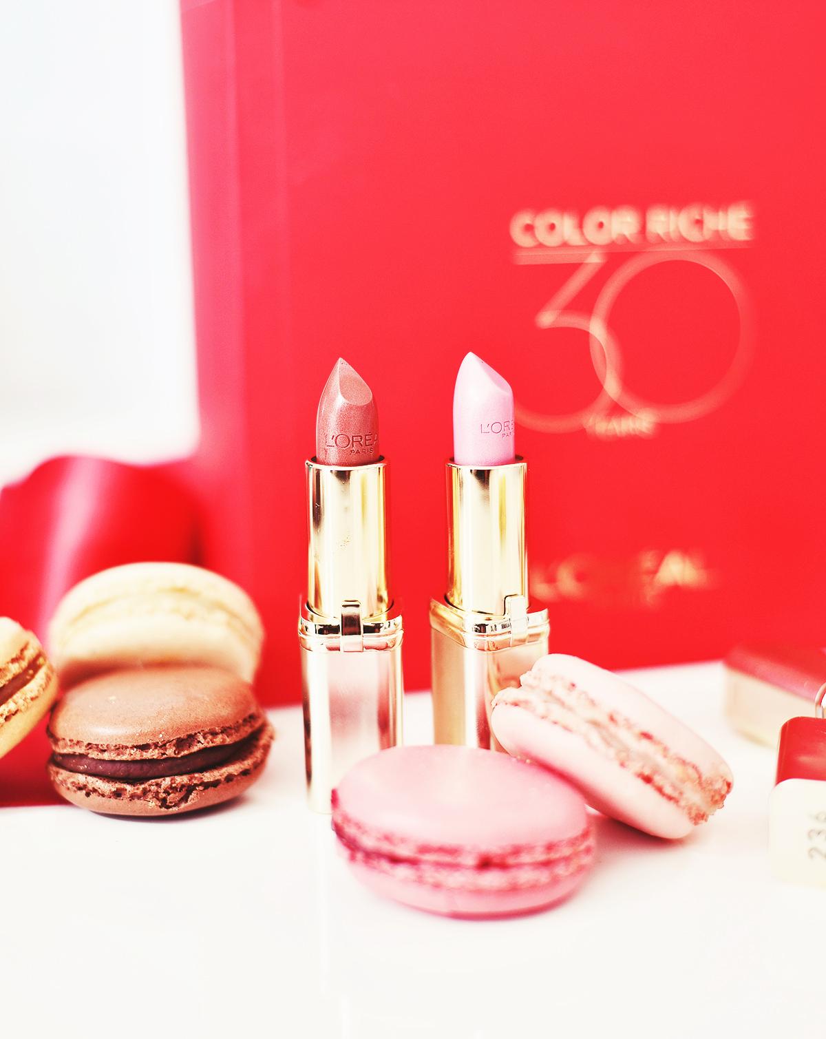 L'Oréal Color Riche Lipstick