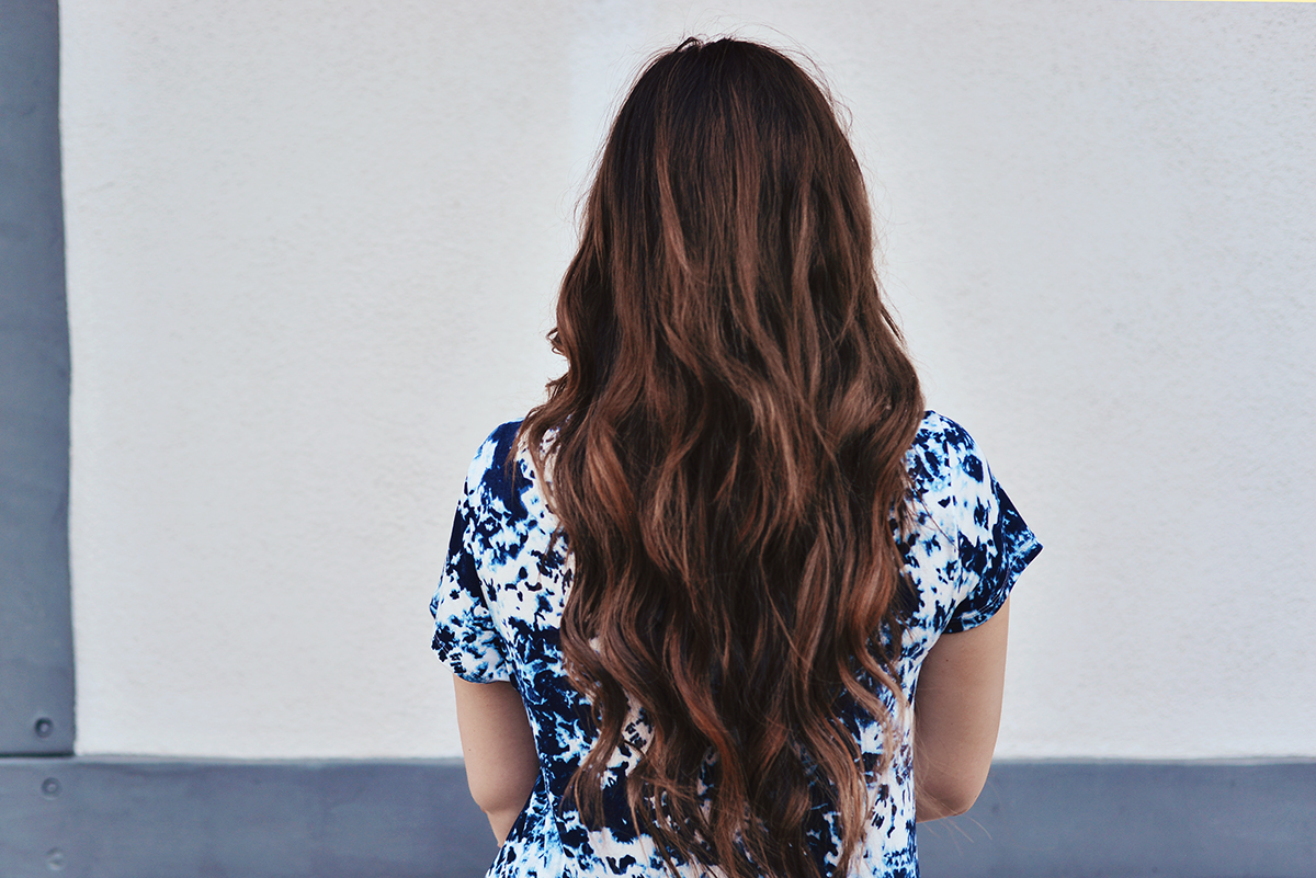 Rapunzel of Sweden Nail Hair Extensions