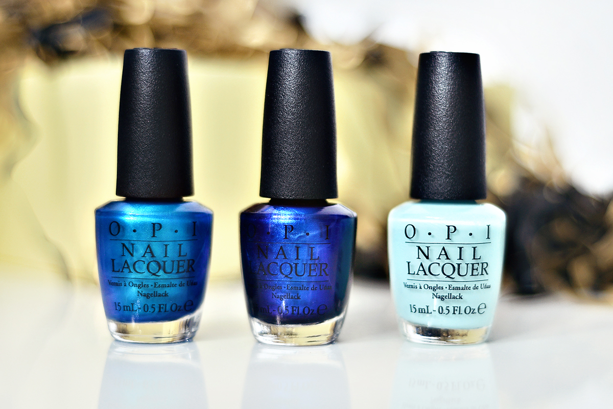 OPI Venice Collection Fall/Winter 2015
