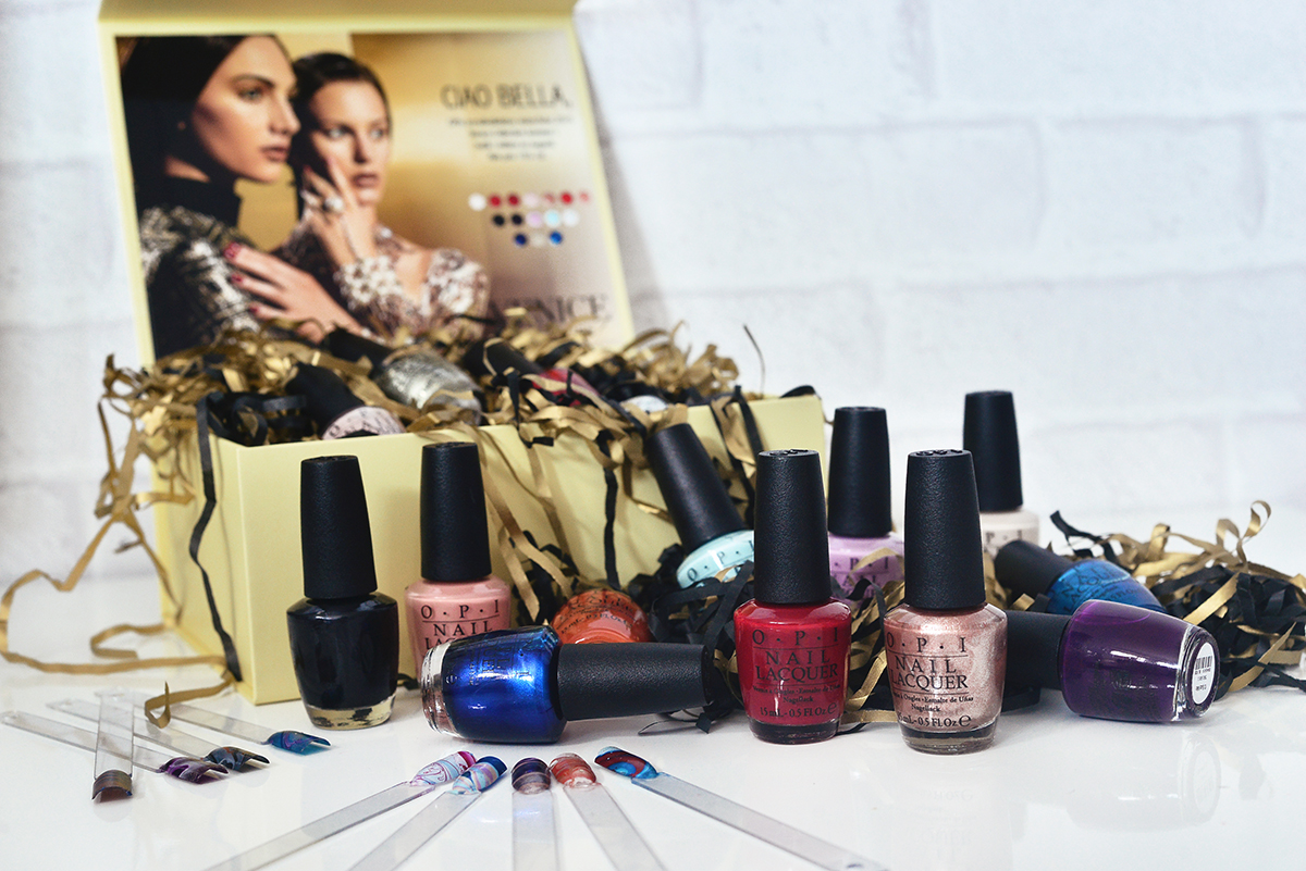 OPI Venice Fall/Winter 2015