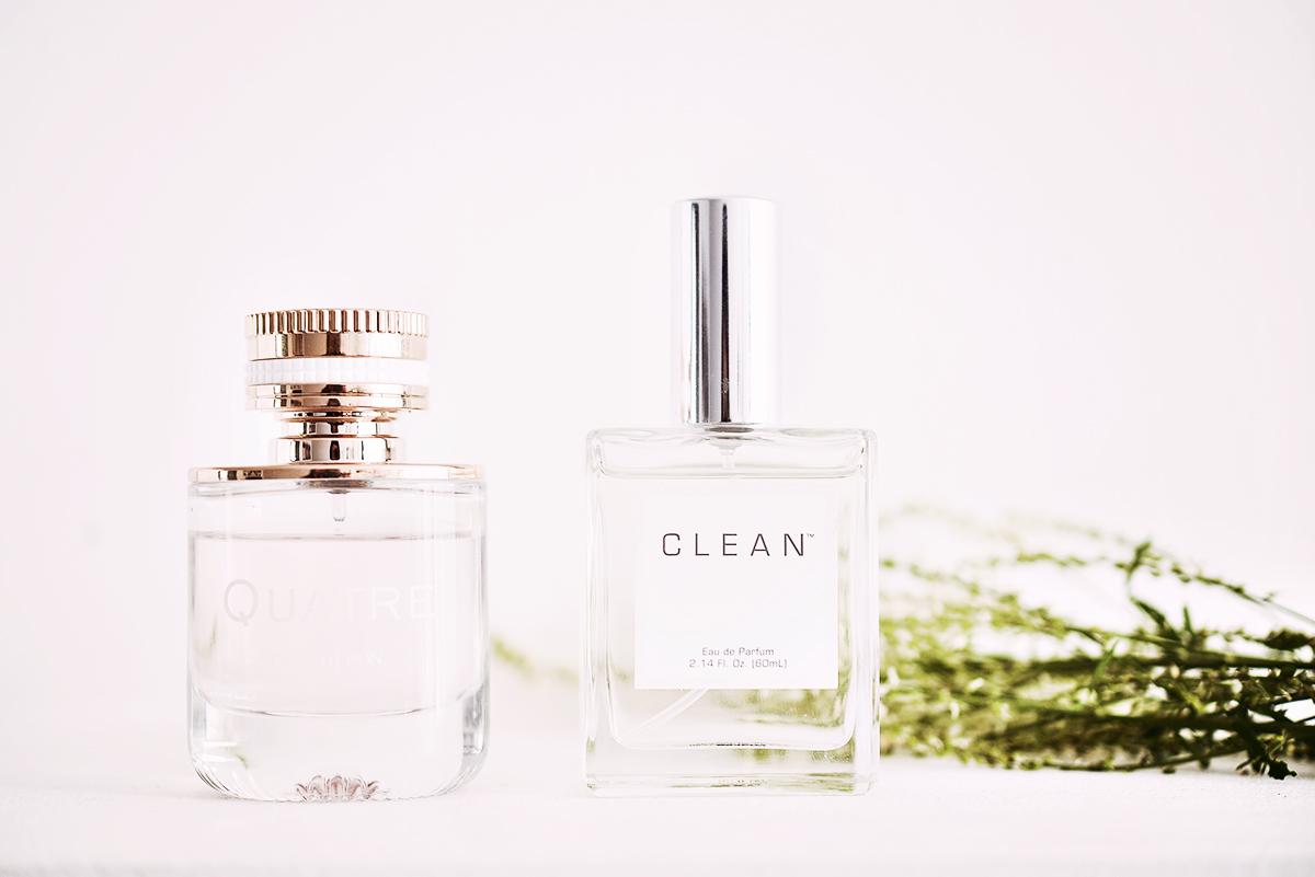 Boucheron Quatre Pour Femme & Clean Original EdP