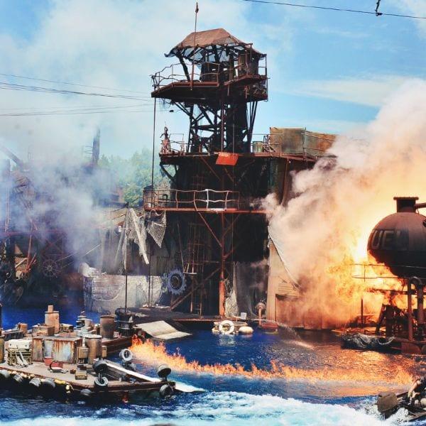 Universal Studios WaterWorld