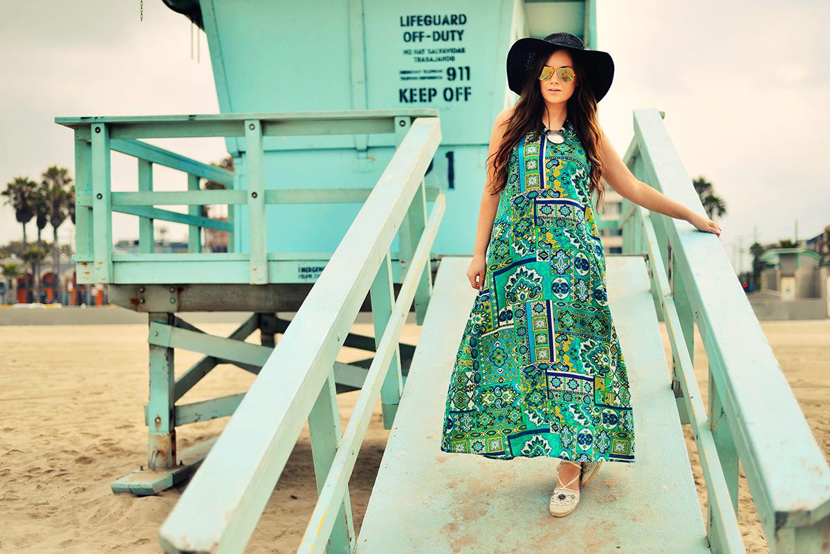 Venice Beach outfit