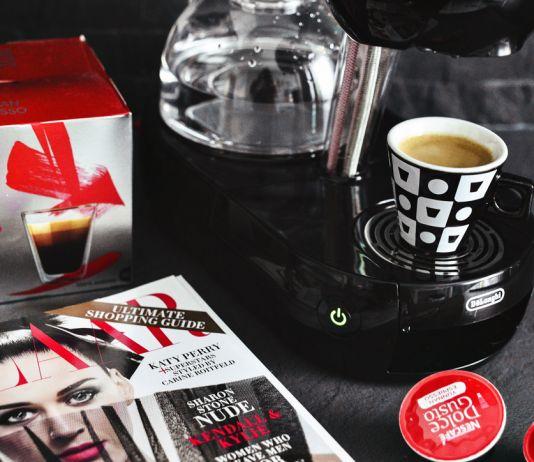 Nescafe Dolce Gusto Stelia & Espresso Yunnan