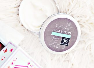 Urtekram Body Balm Shea Butter Pure