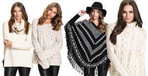 Cosy knits for fall