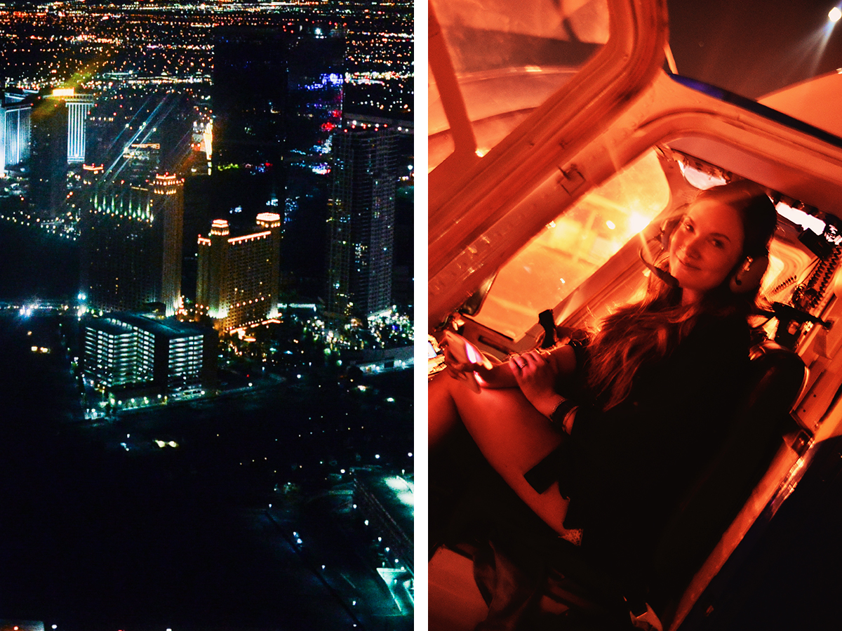 iFly Elite Helicopter Tour over Las Vegas
