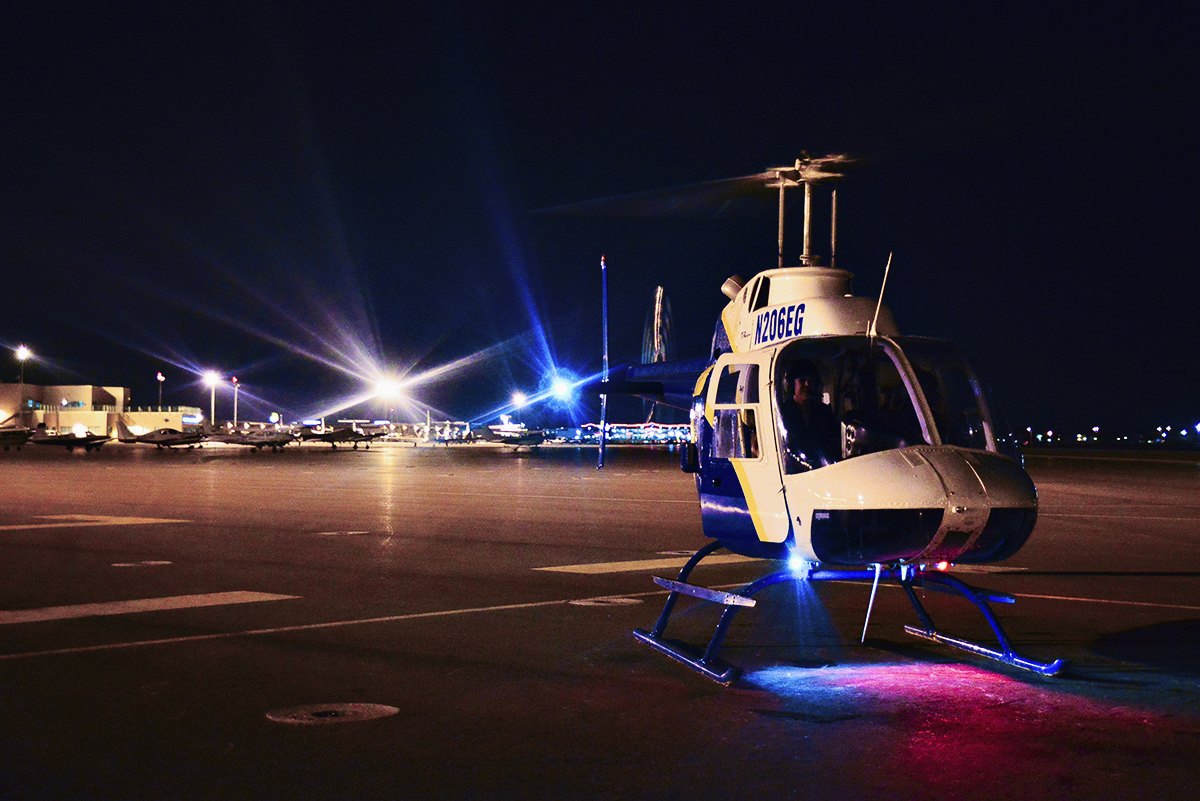 iFly Elite Helicopter Tour