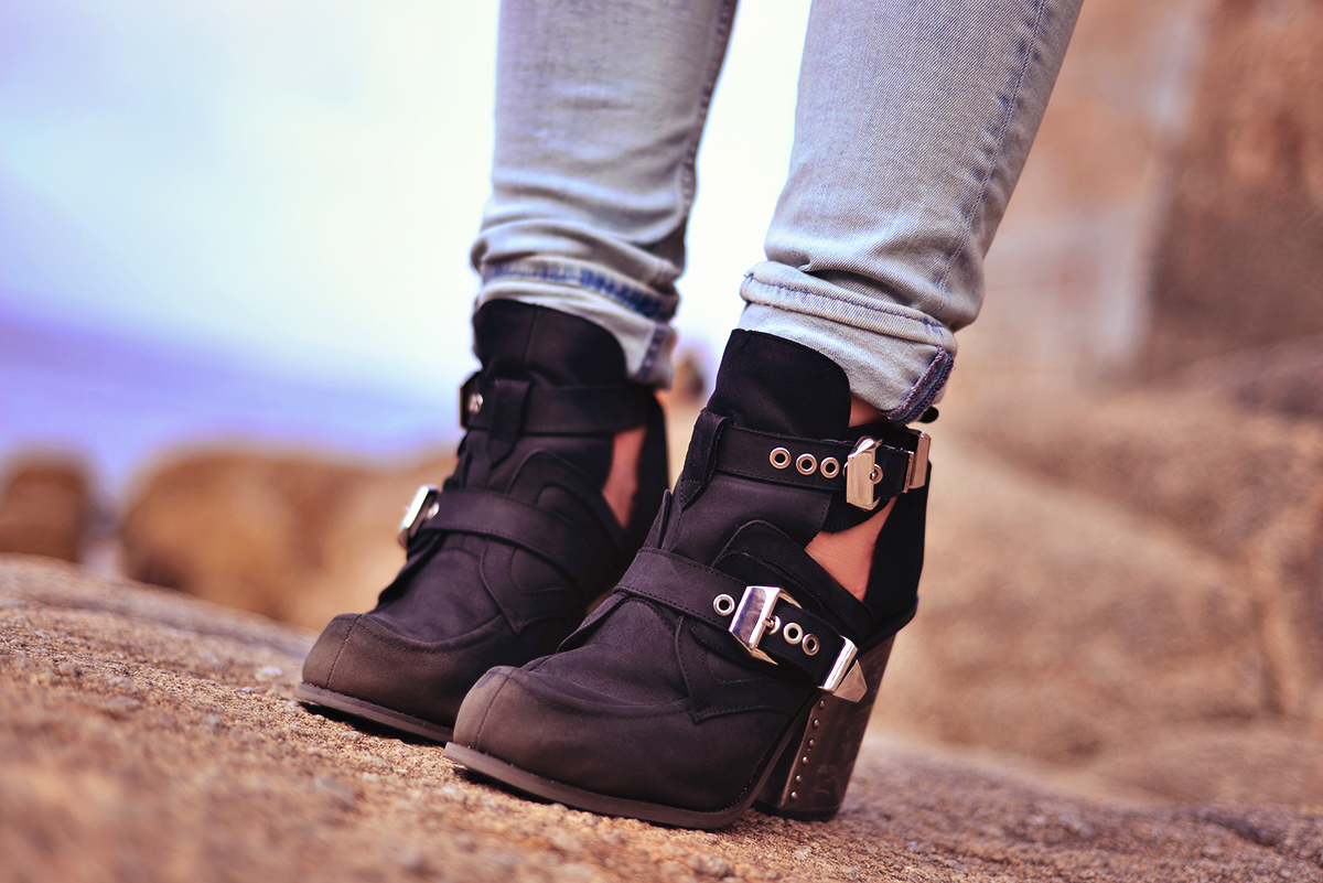 Boots from Jeffrey Campbell