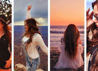 Long Hair Inspo: Nail Hair Extensions