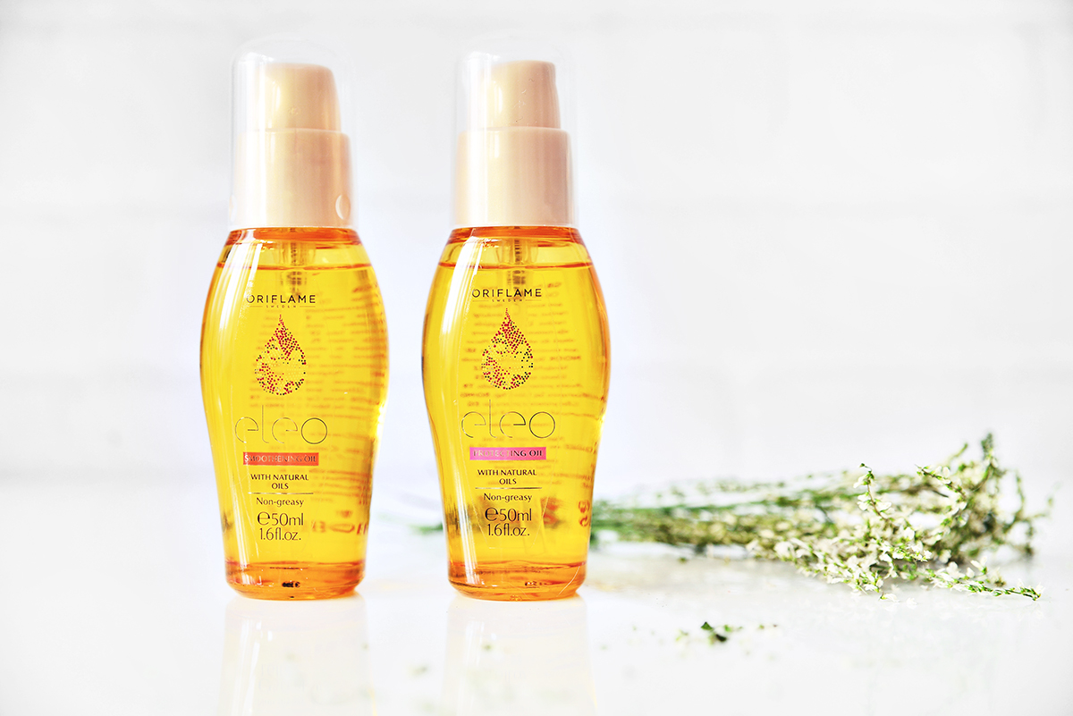 Oriflame Smoothening Oil & Protecting Oil