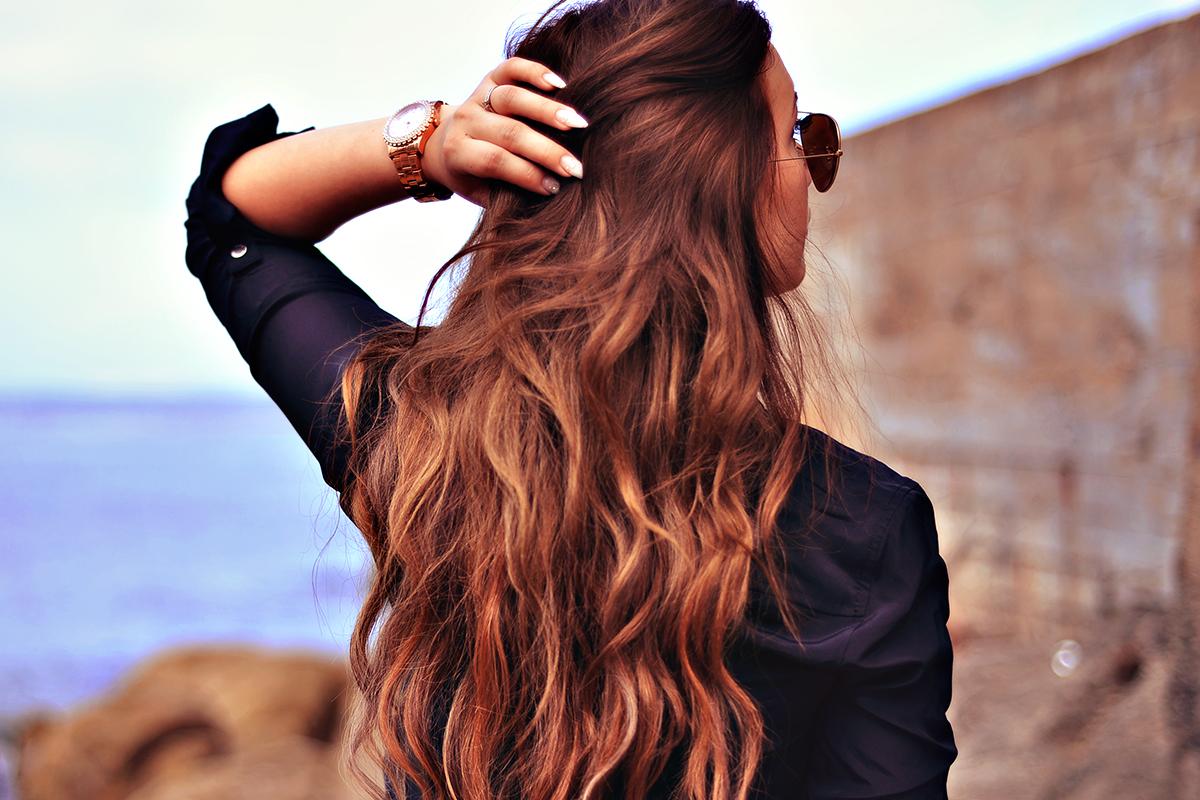 Nail Hair Extensions
