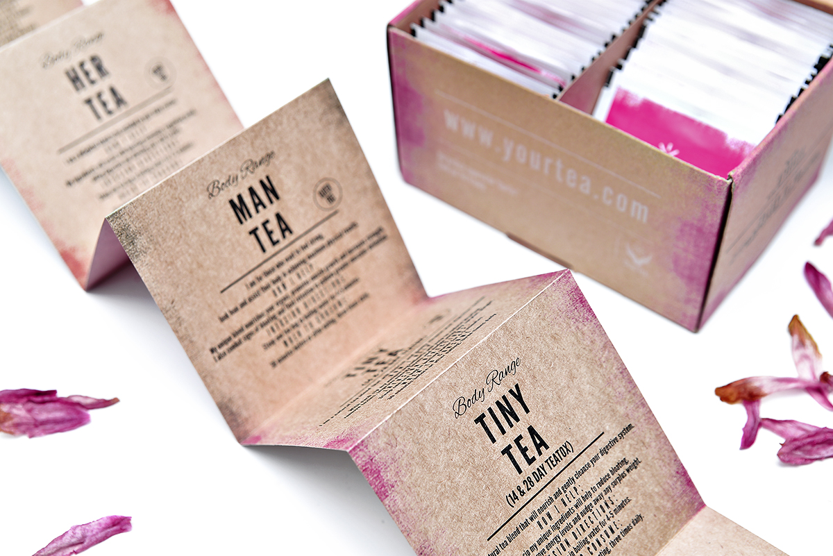 Your Tea - Tiny Tea Teatox