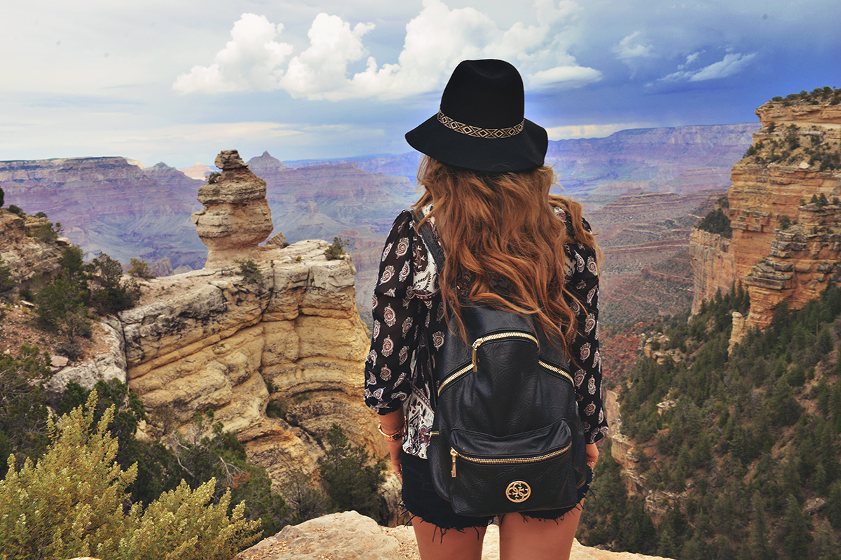 Grand Canyon National Park Outfit