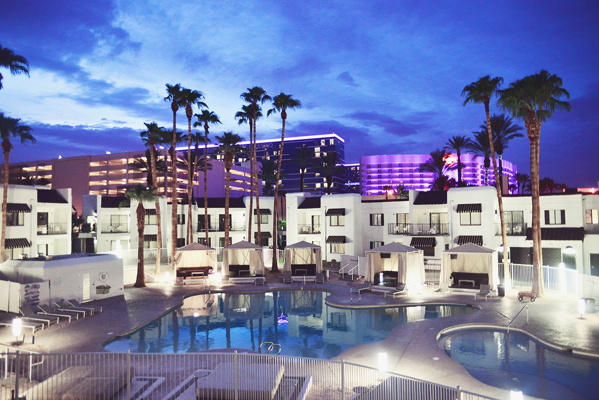 Rumor in Las Vegas