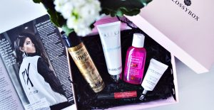 Glossybox Oktober 2015: Ray of Beauty