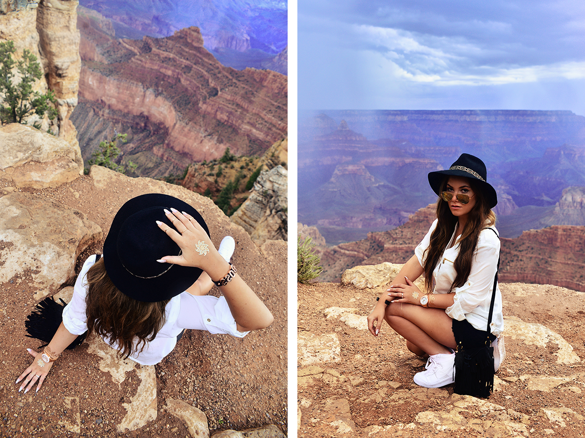 Grand Canyon - on the edge