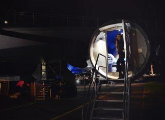 Jumbo Jet - Live in an airplane